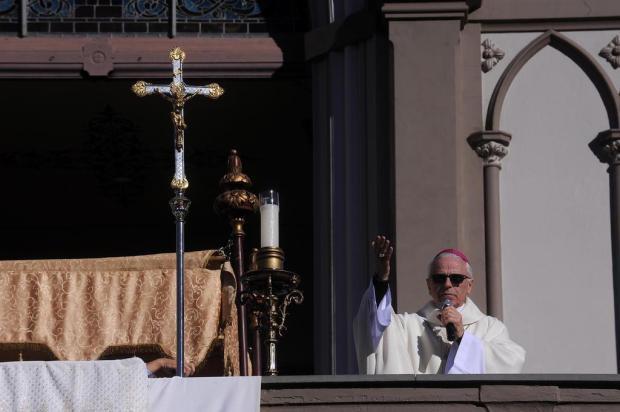 AO VIVO: confira o anúncio do novo bispo de Caxias do Sul Marcelo Casagrande/Agencia RBS