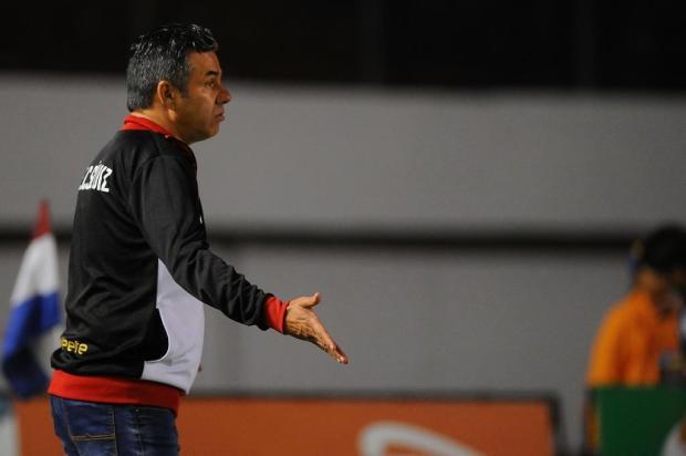 Paulo Henrique Marques é o novo técnico do Caxias Felipe Nyland/Agencia RBS
