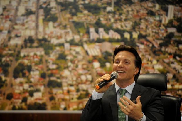 Prefeito de Caxias do Sul ficará fora da cidade essa semana Lucas Amorelli/Agencia RBS