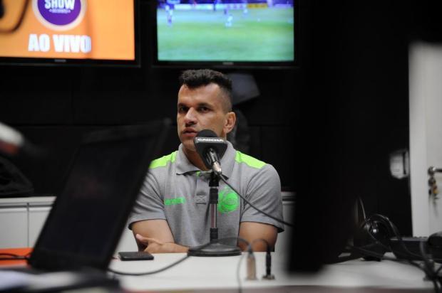 Eltinho não tem lesão e pode ficar à disposição do Juventude contra o Luverdense Antonio Valiente/Agencia RBS