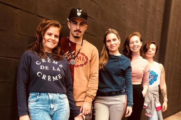 Bairro Colina do Sol vai ganhar Fluência Casa Hip Hop Priscila Minuzzo/Divulgação