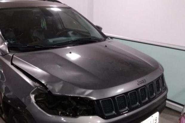 VÍDEO: turista é atropelado por empresário em Gramado Divulgação/Polícia Civil de Gramado
