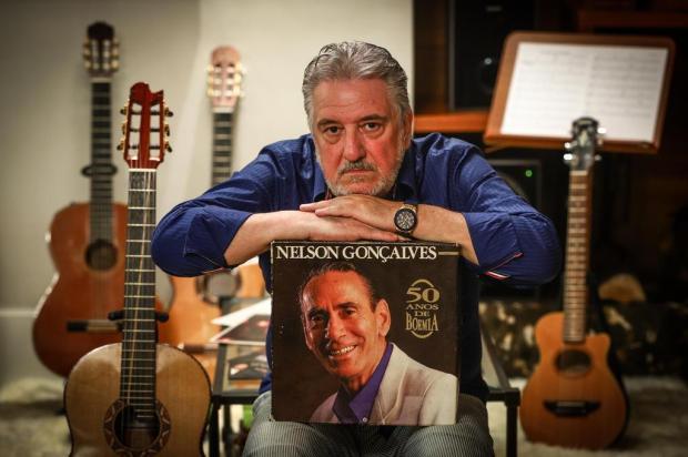 João de Almeida Neto revive clássicos de Nelson Gonçalves neste sábado, em Caxias Isadora Neumann/Agencia RBS