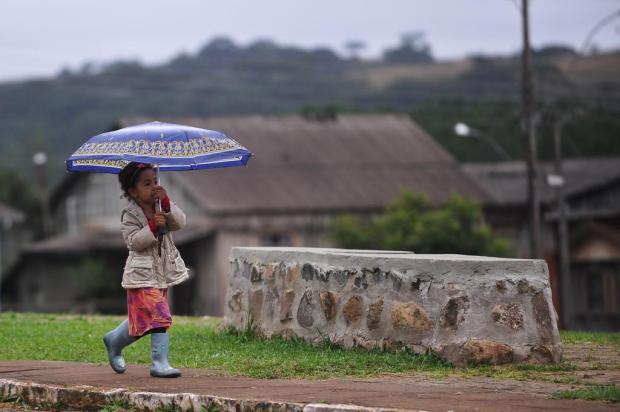 Temperaturas amenas e o retorno da chuva marcam a sexta-feira na Serra Marcelo Casagrande/Agencia RBS