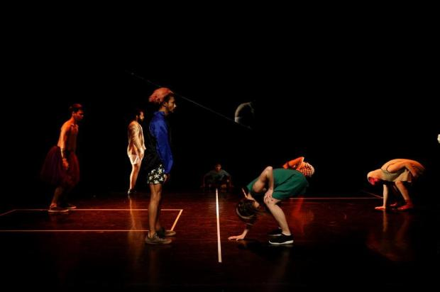 Ney Moraes revê 30 anos de dança apontando para o futuro Antonio Valiente/Agencia RBS