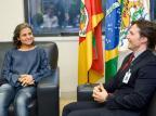 Márcia Rohr da Cruz retorna ao cargo de secretária da Smel de Caxias do Sul Mateus Argenta/Divulgação
