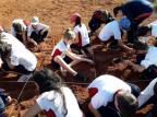 Alunos de Bento Gonçalves são arqueólogos por um dia Carla Bagnara/Divulgação