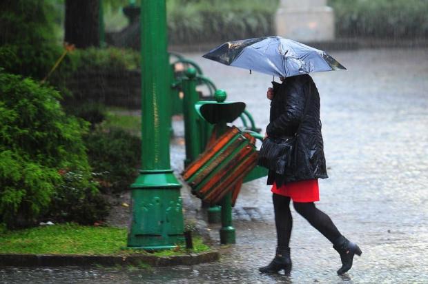 Primeira semana de julho tem previsão de frio intenso e possibilidade de neve na Serra Porthus Junior/Agencia RBS