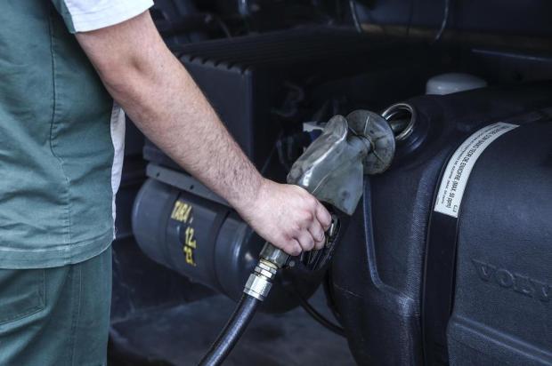 Diesel atinge o maior preço em um ano em Caxias do Sul Isadora Neumann/Agencia RBS