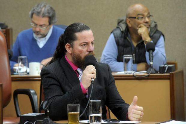 """Quero o que é meu por direito"", diz novo líder do Governo Daniel Guerra Diogo Sallaberry/Agencia RBS"