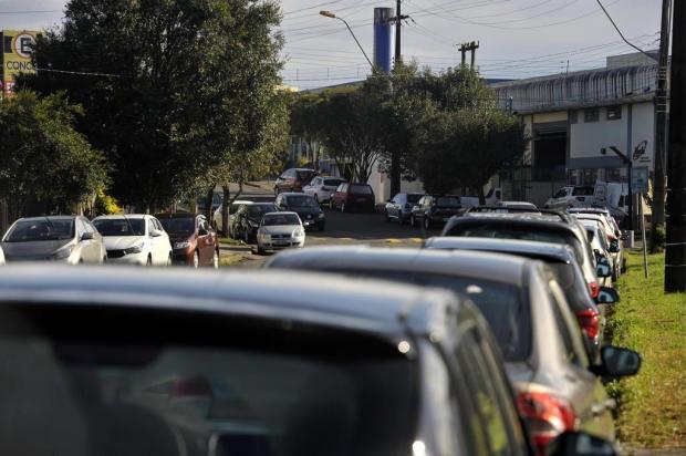 Estacionamento do aeroporto de Caxias está fora de operação há nove dias Lucas Amorelli/Agencia RBS