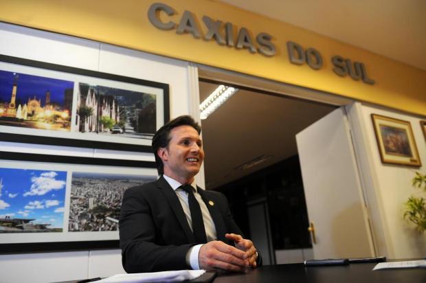 Reforma no gabinete do prefeito de Caxias do Sul está orçada em R$ 49 mil Felipe Nyland/Agencia RBS