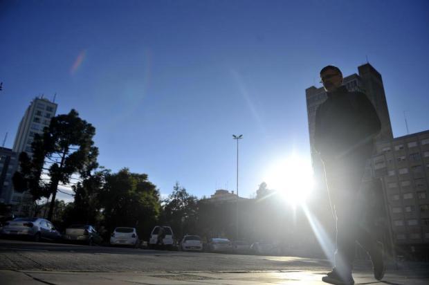 Sol predomina, mas sensação de frio continua na Serra Lucas Amorelli/Agencia RBS