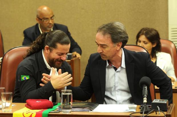 Governistas protegem Chico Guerra inspirados em Sergio Moro Diogo Sallaberry/Agencia RBS