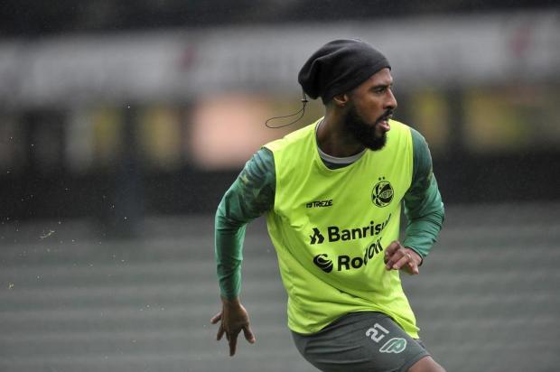 Recuperado, meia do Juventude comemora titularidade no Alfredo Jaconi Lucas Amorelli/Agencia RBS