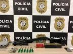 Alvo de operação em 2017, homem é preso com espingarda em Caxias do Sul Polícia Civil  / Agência RBS/Agência RBS