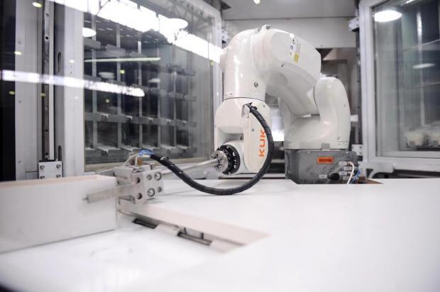 O primeiro fast food 100% robotizado é caxiense Antonio Valiente/Agencia RBS