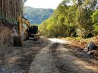 Estrada entre Vila Oliva e Gramado passa por obras de preparação para futuro aeroporto Luciane Modena/Divulgação