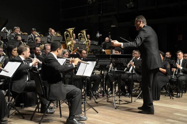 """Orquestra Municipal de Sopros reapresenta o concerto """"Era dos Festivais"""" em Caxias do Sul Daniel Bianchi/Divulgação"""