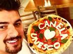 Pizzaiolo de Canela comemora Dia da Pizza participando de competição na Itália Peterson Secco/Divulgação