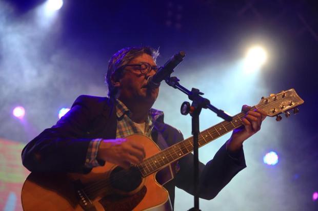 Ícone do rock gaúcho, Júlio Reny apresenta show solo em Caxias do Sul nesta quinta-feira Isadora Neumann/Agencia RBS
