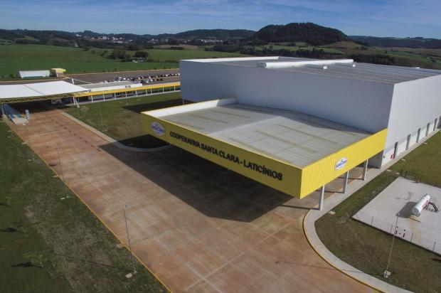 Cooperativa Santa Clara inaugura fábrica de laticínios de R$ 130 milhões Johnys Susin/divulgação