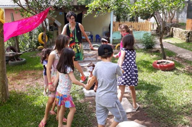 Caxias do Sul ganha primeiro espaço de contraturno escolar inspirado na Itália Lúcia Helena Sgorl/Divulgaçao
