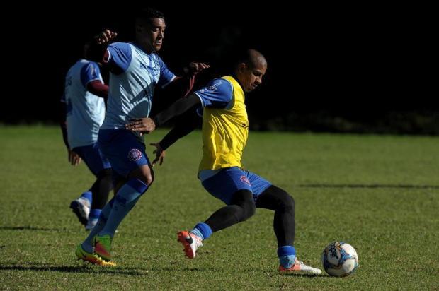Taiberson pode surgir como novidade no time do Caxias que encara o Manaus Lucas Amorelli/Agencia RBS
