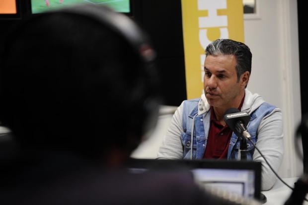 """""""Eu queria muito o Caxias"""", diz Paulo Henrique Marques sobre chegada ao grená Antonio Valiente/Agencia RBS"""