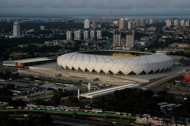 Conheça o estádio de Copa do Mundo que pode ser o palco do acesso do Caxias à Série C Lucas Amorelli/Agencia RBS