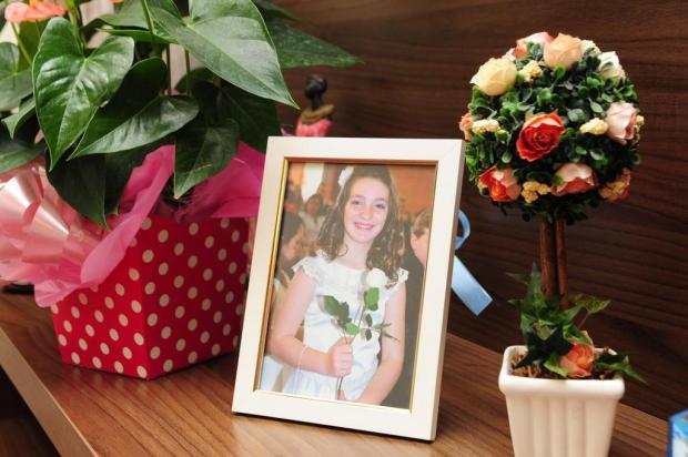 Missa lembra o quarto ano de falecimento de Ana Clara nesta terça-feira, em Caxias do Sul Roni Rigon/Agencia RBS
