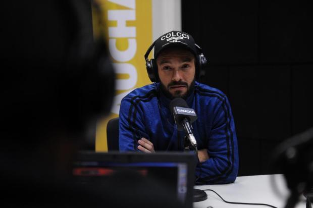"""Eu não baixei a guarda"", diz artilheiro do Caxias sobre a má fase que passou na Série D Marcelo Casagrande/Agencia RBS"