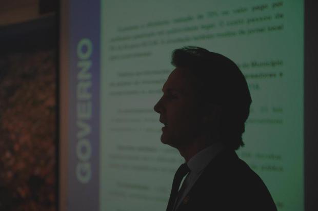 Maior transparência na administração tem veto do Governo Daniel Guerra Felipe Nyland/Agencia RBS