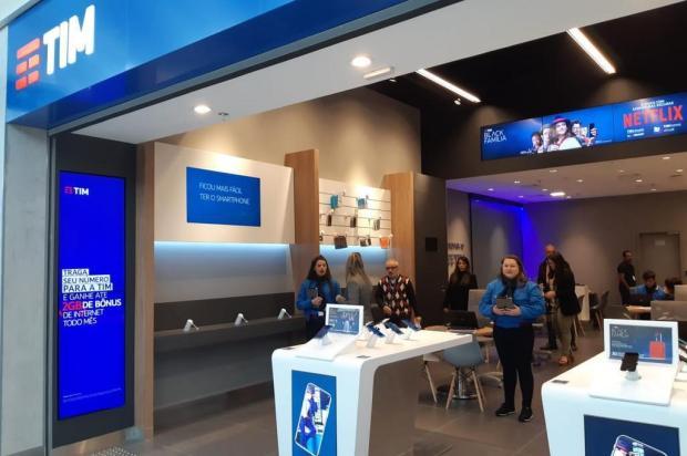 TIM inaugura em Caxias a primeira loja própria digital do RS Kelly Attanasio/divulgação