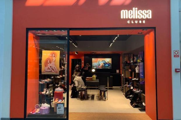 Clube Melissa reabre no Shopping Iguatemi Caxias Alexandro Tedesco Rigon/divulgação