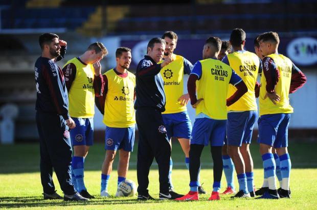 Intervalo: chegou o momento de o Caxias sair do obscuro porão do futebol brasileiro Porthus Junior/Agencia RBS
