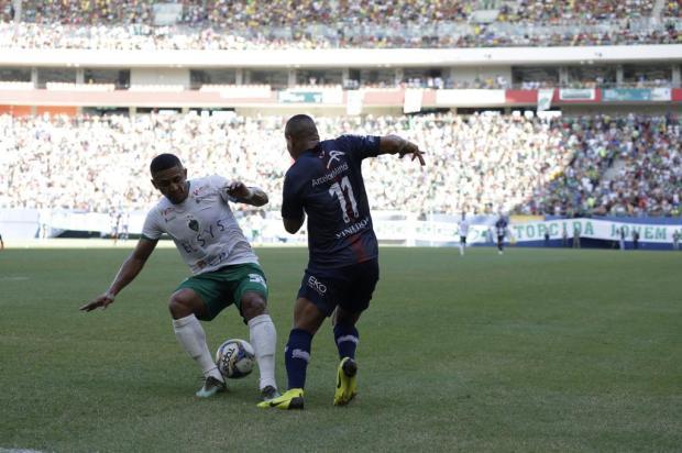 Em tarde irreconhecível, Caxias sofre 3 a 0 para o Manaus e dá adeus ao sonho do acesso Raphael Alves/Especial