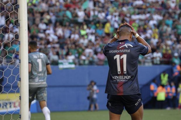 Intervalo: o torcedor do Caxias está cansado de chegar muito perto do acesso e ficar no quase Raphael Alves/Especial