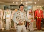 Conheça alguns trajes de Fabiano Feltrin, o melhor intérprete de Elvis Presley da América do Sul Alex Battistel/Divulgação