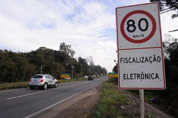 Fiscalização será intensificada em rodovias estaduais da Serra neste feriado Marcelo Casagrande/Agencia RBS