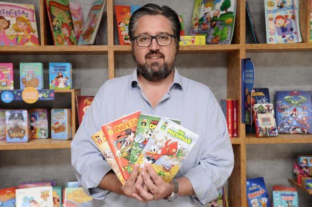 """""""Hoje é estratégico ficar em Caxias"""", diz diretor da Culturama Antonio Valiente/Agencia RBS"""