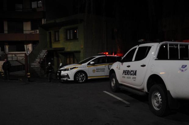 Identificada jovem encontrada carbonizada no prédio do antigo INSS em Caxias Marcelo Casagrande/Agencia RBS