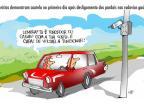 Iotti: motoristas demonstram cautela no primeiro dia após desligamento dos pardais nas rodovias gaúchas Iotti / Agência RBS/Agência RBS