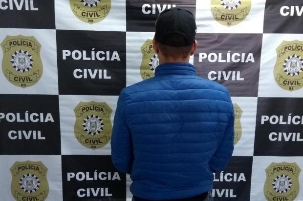 Suspeito de mandar matar segurança no bairro São José é preso em Caxias Polícia Civil/Divulgação