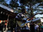 """Anthony """"Big A"""" Sherrod traz o blues do Mississippi a Caxias do Sul nesta quarta-feira Marcelo Casagrande/Agencia RBS"""