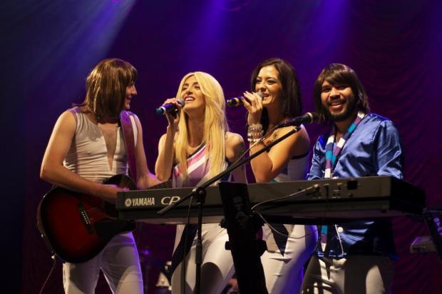 Agenda: Caxias terá show em homenagem à banda ABBA neste sábado João Tadeu/Divulgação