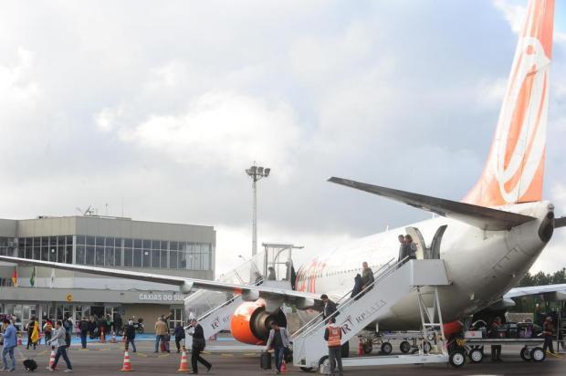Aeroporto Hugo Cantergiani, de Caxias, pode ser privatizado Roni Rigon/Agencia RBS