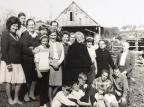 O falecimento de Ermelinda Viero Gianella em 1969 Acervo de família / divulgação/divulgação