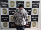Suspeito de tentar matar esposa é preso em Farroupilha Polícia Civil/Divulgação