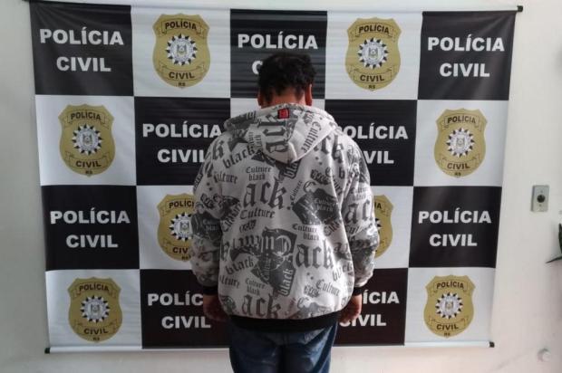 Homem é condenado por cortar pescoço da esposa com estilete em Farroupilha Polícia Civil/Divulgação